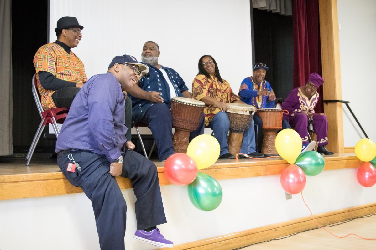 It Takes A Village Building Strong Black Families San