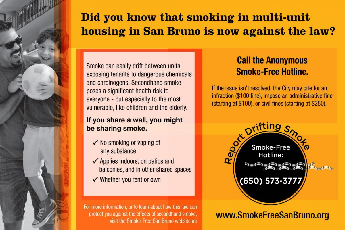 Smoke-Free Housing - San Mateo County Health