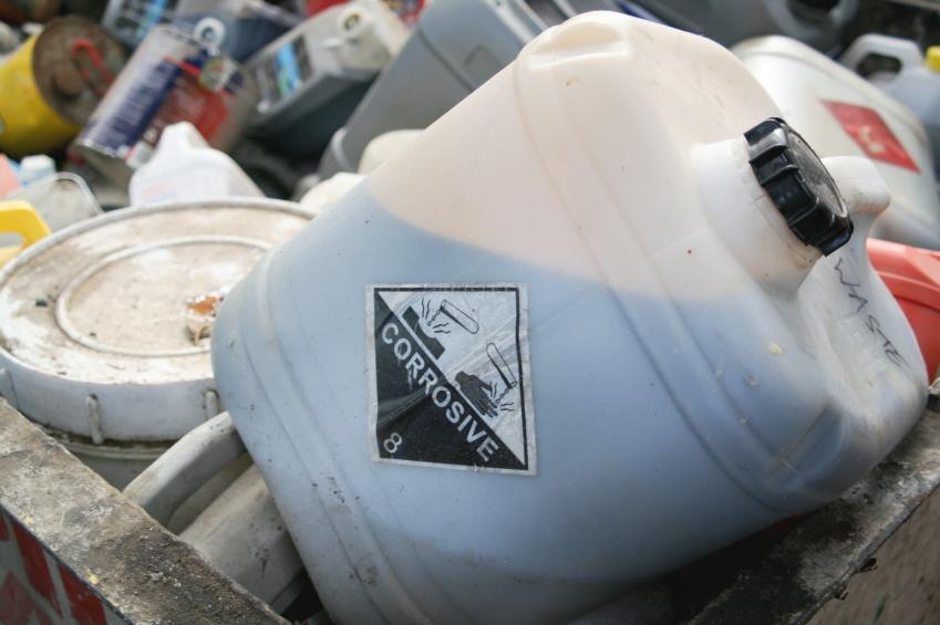 hazardous materials business plan example