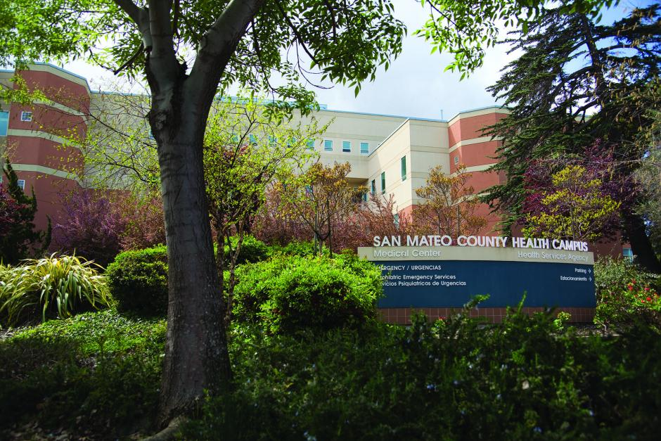 services offered at san mateo medical center