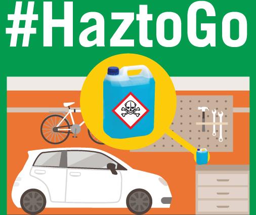 Household Hazardous Waste - San Mateo County Health