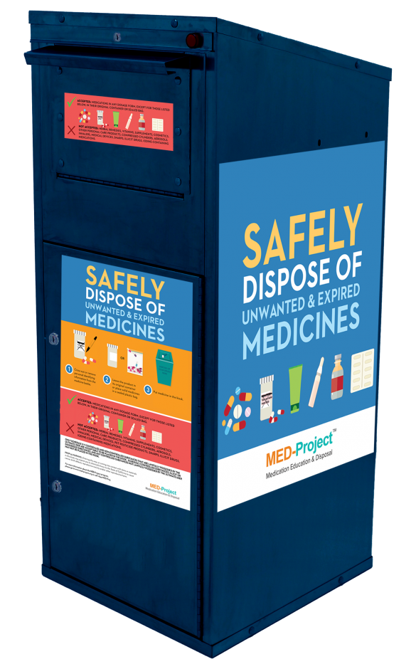 Safe Waste Disposal: Medicine - San Mateo County Health