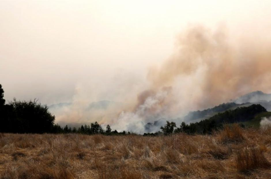 Health Impacts of Wildfire Smoke