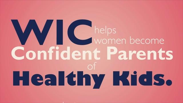 Women, Infants & Children (WIC) Program