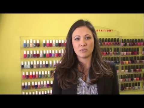 Healthy Nail Salon Reward Program